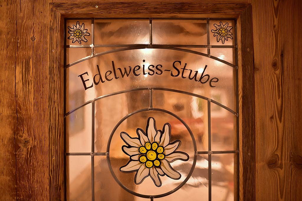Edelweiss-Stube
