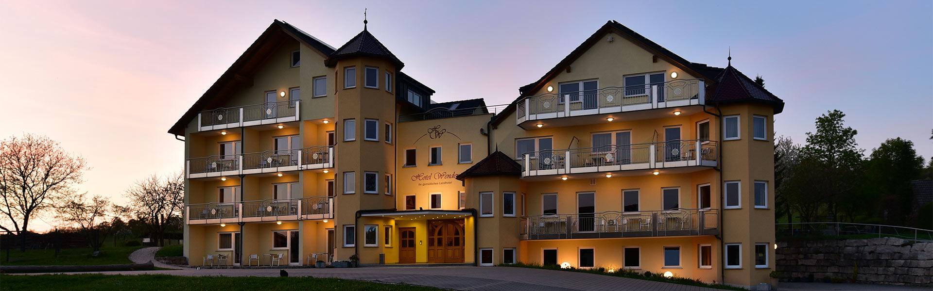 Hotel Wender Rothenburg