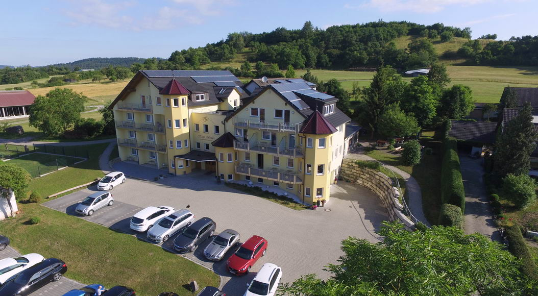 Hotel Wender Vogelperspektive