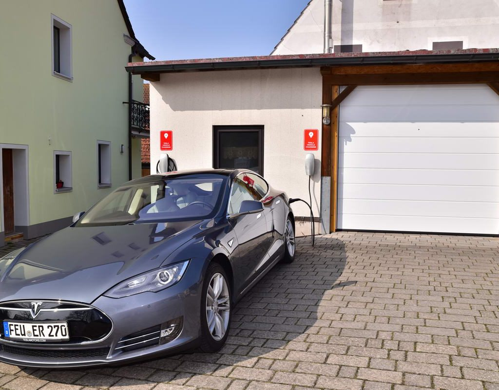 Tesla Destination Charger 3
