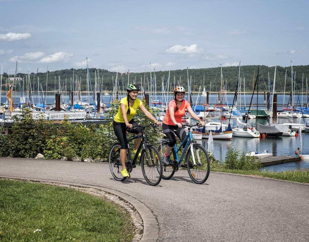 Wasserradweg Radfahren2