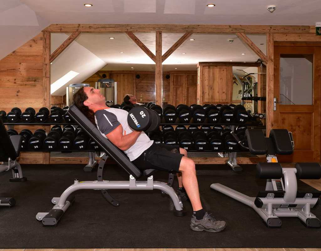 Fitness-Studio Hotel Wender2